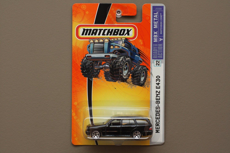 Matchbox 2006 MBX Metal Mercedes-Benz E430 Wagon (black)