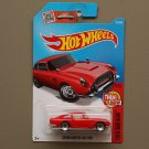 Hot Wheels 2016 Then And Now '63 Aston Martin DB5 (red)