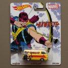 Hot Wheels 2016 Pop Culture Marvel '66 Dodge A100 (Hawkeye)