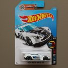 Hot Wheels 2016 HW Mild To Wild Aston Martin Vantage GT3 (white)