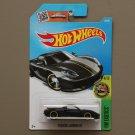 Hot Wheels 2016 HW Exotics Porsche Carrera GT (black)