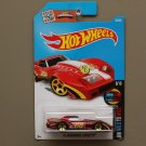 Hot Wheels 2016 HW Mild To Wild '76 Greenwood Corvette (burgundy)
