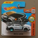 Hot Wheels 2016 HW Digital Circuit 2005 Ford Mustang (grey)