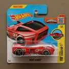 Hot Wheels 2016 HW Tool-In-1 Night Burner (red) (Treasure Hunt)