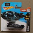 Hot Wheels 2016 Batman The Dark Knight Batmobile (Tumbler) (navy blue)
