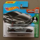 Hot Wheels 2016 HW Green Speed Tesla Model S (graphite)