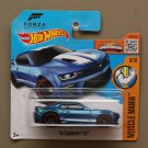 Hot Wheels 2016 Muscle Mania '16 Chevy Camaro SS (blue) (Forza Motorsport) (SEE CONDITION)