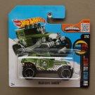 Hot Wheels 2016 HW Mild To Wild BAJA Bone Shaker (green)