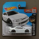 Hot Wheels 2016 Nightburnerz Custom '01 Acura Integra GSR (white) (SEE CONDITION)