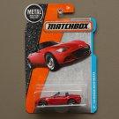 Matchbox 2016 MBX Adventure City '15 Mazda MX-5 Miata (red) (SEE CONDITION)