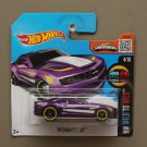 Hot Wheels 2016 HW Mild To Wild '10 Chevy Camaro SS (purple)