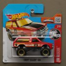 Hot Wheels 2016 HW Rescue Chevy Blazer 4x4 (red)