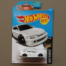 Hot Wheels 2016 Nightburnerz Custom '01 Acura Integra GSR (white)