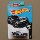 Hot Wheels 2016 BMW BMW Z4 M Motorsport (blue)