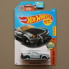 Hot Wheels 2016 HW Digital Circuit 2005 Ford Mustang (grey) (SEE CONDITION)