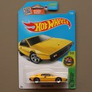 Hot Wheels 2016 HW Exotics Lotus Esprit S1 (yellow)