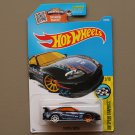 Hot Wheels 2016 HW Speed Graphics Toyota Supra (black)