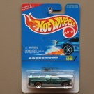 Hot Wheels 1997 Collector Series Dodge RAM 1500 (teal) (SEE CONDITION)