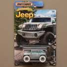 Matchbox 2016 Jeep Anniversary Edition Jeep Willys Concept