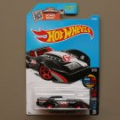 Hot Wheels 2016 HW Mild To Wild '76 Greenwood Corvette (black)
