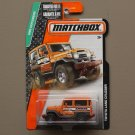 Matchbox 2015 MBX Explorers '68 Toyota Land Cruiser (orange)