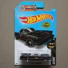 Hot Wheels 2016 Batman Classic TV Series Batmobile (black)