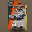 Matchbox 2016 MBX Construction '66 Dodge A100 (white)