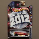 Hot Wheels 2012 Cars Of The Decades Carbonator (Happy New Year 2012)
