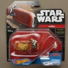Hot Wheels 2016 Star Wars Ships Rey's Speeder (The Force Awakens)