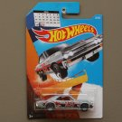 Hot Wheels 2016 HW Flames '67 Chevelle SS 396 (grey) (Special 2016 Leap Year Edition)