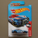 Hot Wheels 2016 HW Rescue '10 Camaro SS (blue) (SEE CONDITION)