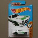 Hot Wheels 2016 Muscle Mania '73 Pontiac Firebird (white)