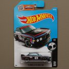 Hot Wheels 2016 BMW '73 BMW 3.0 CSL Race Car (black)