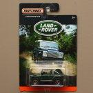 Matchbox 2016 Land Rover Series Land Rover SVX