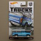 Hot Wheels 2016 Car Culture Trucks Ford F-250