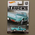Hot Wheels 2016 Car Culture Trucks Datsun 620