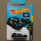 Hot Wheels 2016 Batman The Dark Knight Batmobile (Tumbler) (navy blue)