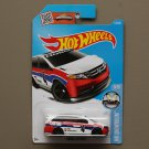Hot Wheels 2016 HW Showroom Honda Odyssey (white)