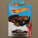 Hot Wheels 2016 HW Flames '70 Camaro (black)