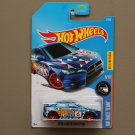 Hot Wheels 2016 HW Race Team '08 Mitsubishi Lancer Evolution (blue)