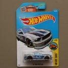 Hot Wheels 2016 HW Art Cars '07 Ford Mustang (grey)