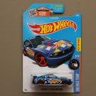 Hot Wheels 2016 HW Race Team Custom '12 Ford Mustang (blue)