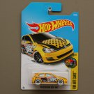 Hot Wheels 2017 HW Art Cars Volkswagen Golf MK7 (yellow)