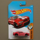 Hot Wheels 2016 Muscle Mania '16 Chevy Camaro SS (red)