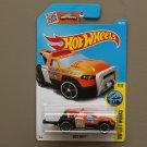 Hot Wheels 2016 HW City Works Repo Duty (orange) (Treasure Hunt)