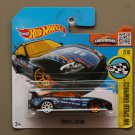 Hot Wheels 2016 HW Speed Graphics Toyota Supra (black)