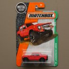 Matchbox 2016 MBX Explorers Lamborghini LM002 (red)