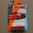 Matchbox 2016 MBX Adventure City '15 Chrysler 300 (red)