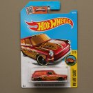 Hot Wheels 2016 HW Art Cars Custom '69 Volkswagen Squareback (burgundy)