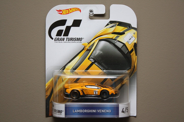 Hot Wheels 2016 Retro Entertainment Gran Turismo Lamborghini Veneno (#4 of 5)